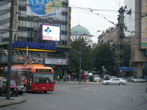Slavija Circle