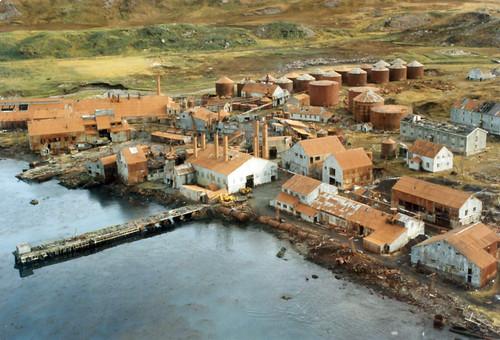 Estación ballenera de Grytviken