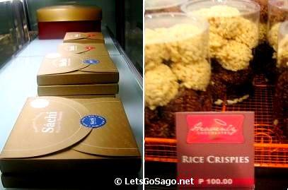 Other Chocolate Products - Sachi Nama Chocolates & Rice Crispies