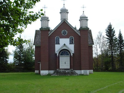 Jedburgh Sts. Peter and Paul Ukrainian Catholic Church