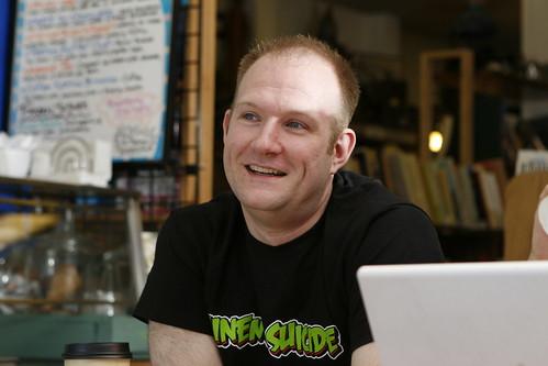 Bryan White at NH Media Makers