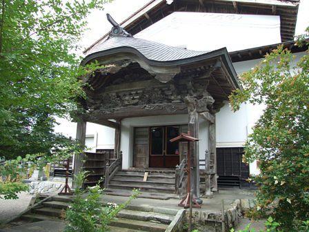 浄念寺~本堂