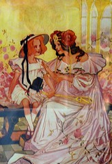 Princess Ozma and Dorothy