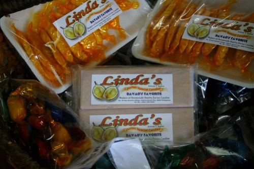 Durian Candies and more at Linda's