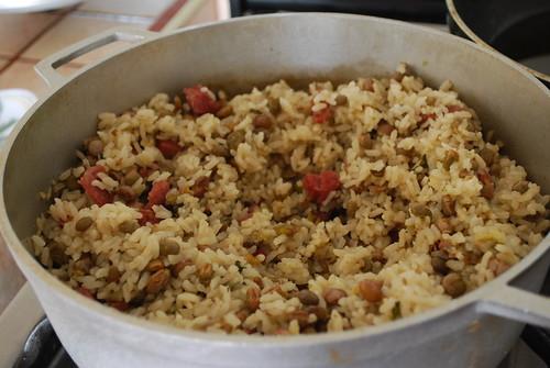 Ready - arroz con gandules