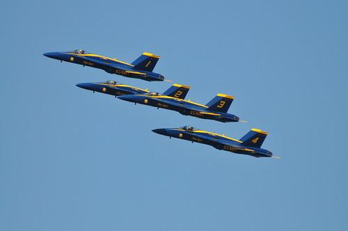 San Francisco Fleet Week 2008 - Blue Angels
