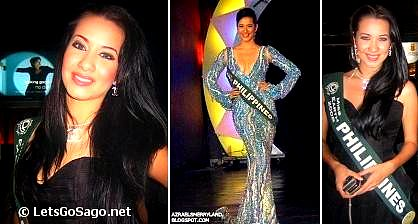 Ms.Philippines - Karla Henry