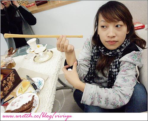 [聚會]艾瑪家下午茶之試吃大會-Ⅱ @VIVIYU小世界