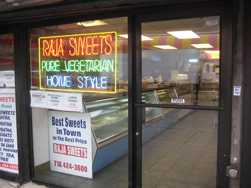 Raja Sweets - No Buffet Indicators