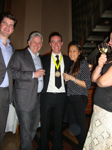 Eleven Madison Park:  James Beard Award 2011 for Outstanding Restaurant