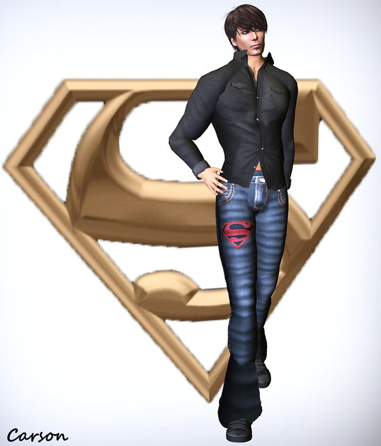 BSD - Man of Steel Outfit