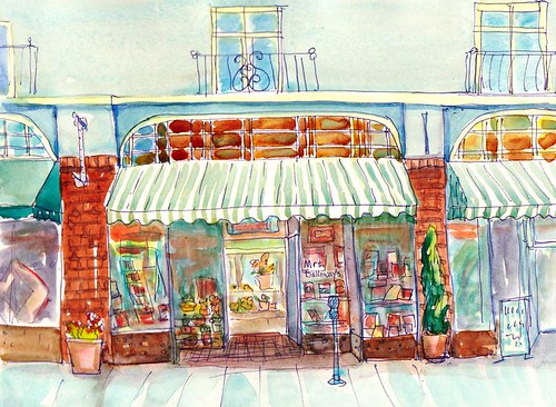 Mrs. Dalloway's Book Store