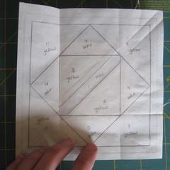 Freezer Paper Piecing Tutorial