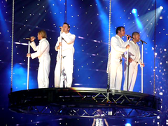 Boyzone at the O2