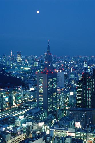 Tokyo Cityscape #01