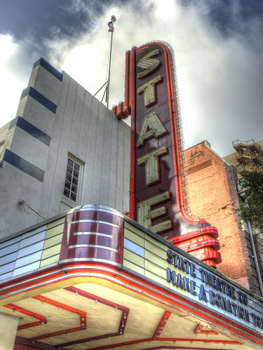 State Theater, Congress Avenue