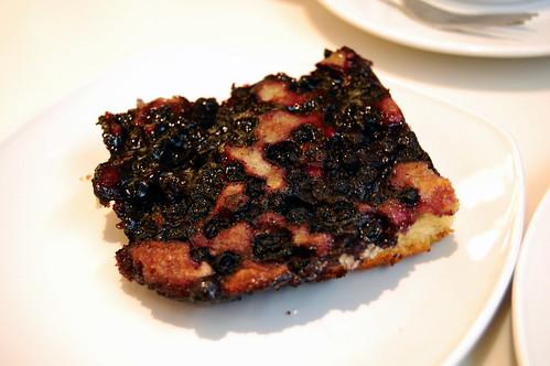 Blueberry Slice