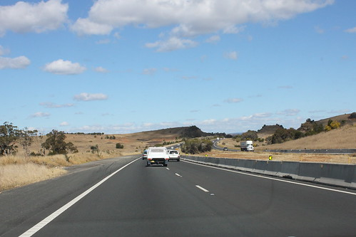 Federal freeway, Sydney to Canberra