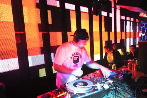 DJ Shadow at Richy