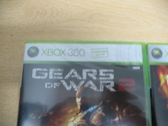 Brazilian Gears of War 2 Box