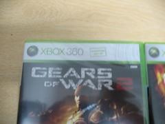 Brazilian Gears of War 2 Box