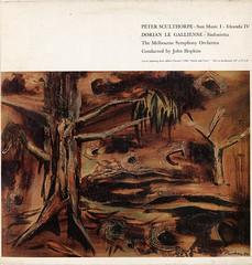 Sun Music I, Irkanda IV, Sinfonietta