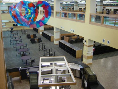 UVU Library Food Court
