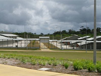Christmas Island like a prison: Amnesty