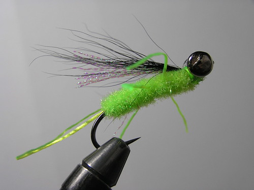 Ugly Green Thing (Chinook)
