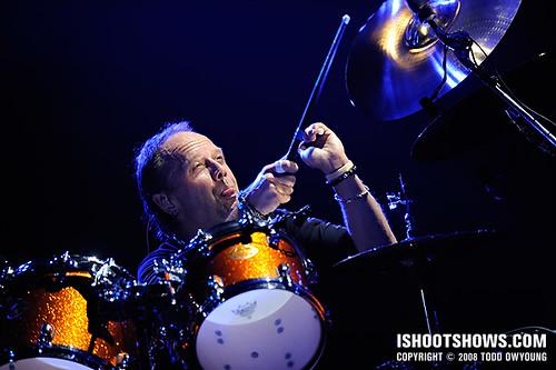 Metallica @ the Scottrade Center -- 2008.11.17