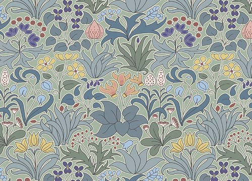 voysey carpet