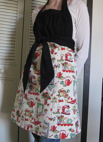 Emmeline Apron - Kitcheny Side