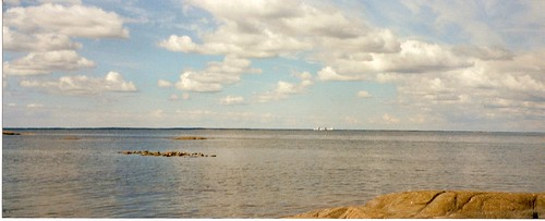 Archipelago around Stockholm