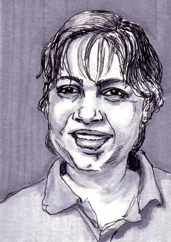Portrait Swap - Ujwala