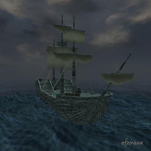 090708 locopoco's launch - pirate ship