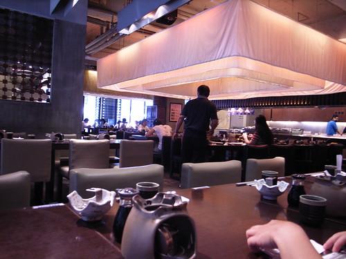公司聚餐:上閤屋
