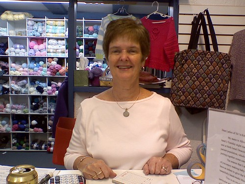 Janet from sit n knit