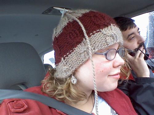 Ben's hat