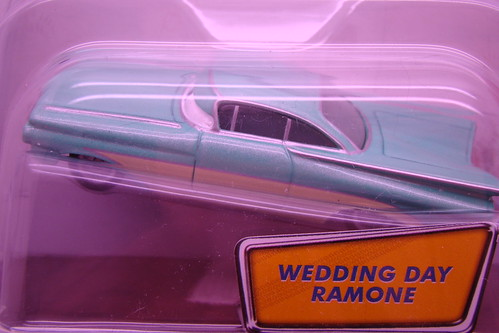 Wedding Ramone and Sponsorless McQueen