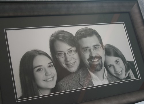 New family portrait.