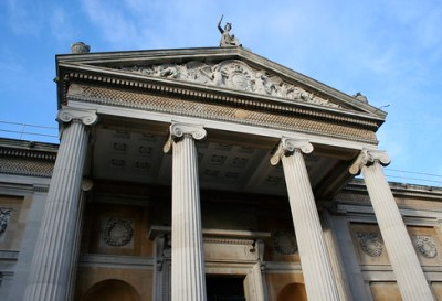 Ashmolean Museum, Oxford.