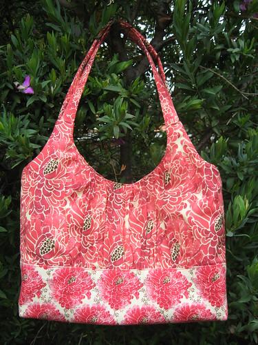 Mum's Christmas bag - exterior by you.