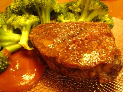 Homemade Steak & Broccoli