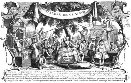 The Arbre de Cracovie