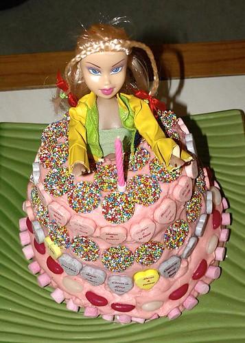 Matilda's 1st Birthday Cake