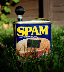 Presenting SpamCam
