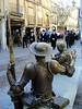 Don Quijote y Sancho, testigos de excepción