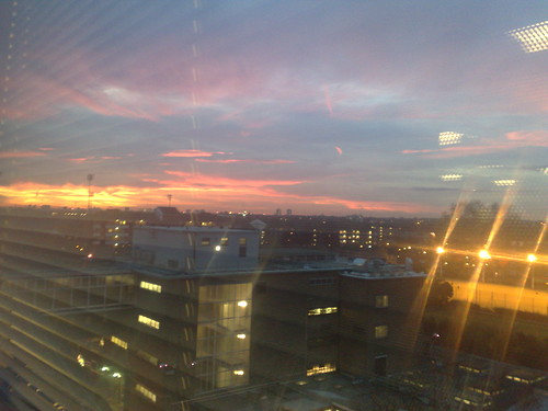 View from BBC Click's Office by LJRich.
