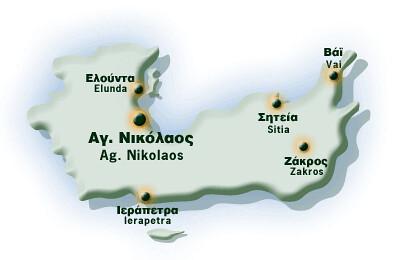 Agios map