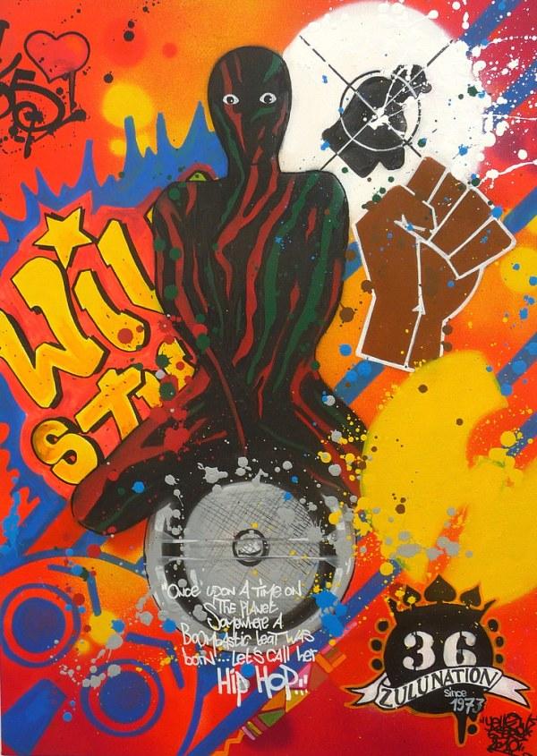 oldskool rap graffiti